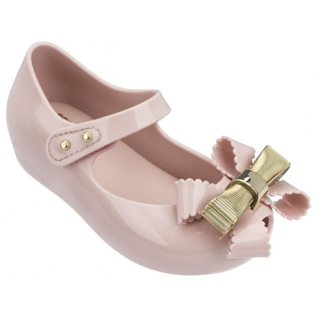 ULTRAGIRL SWEET IV pink flat closed ballet flats for baby