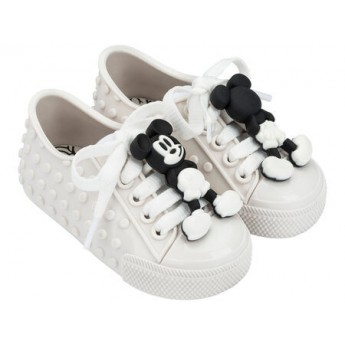 MINI MELISSA POLIBOLHA + DISNEY BB 01177 WHITE BLANCO