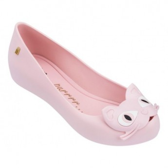 ULTRAGIRL CAT II pink flat closed ballet flats for woman