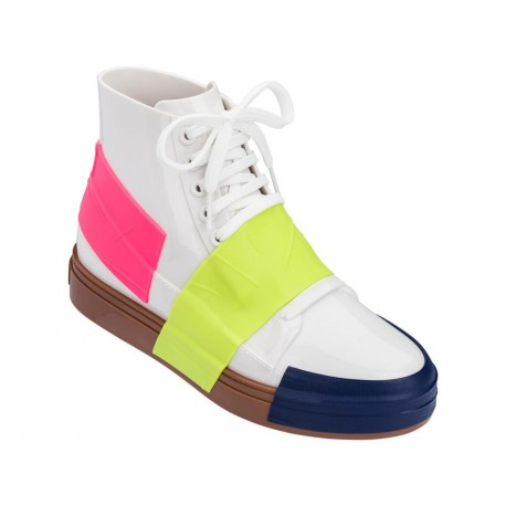CREW love match brown and pink flat sneaker sneakers for woman