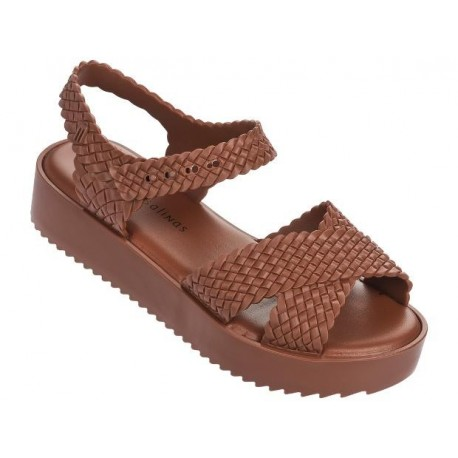 MELISSA HOTNESS + SALINAS AD 01459 BROWN MARRON
