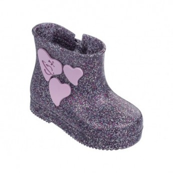 BOOT vivienne westwood multicolored fantasy print flat closed boots for baby