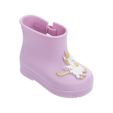 BOOT vivienne westwood pink fantasy print flat closed boots for baby