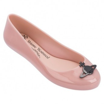 VIVIENNE WESTWOOD ANGLOMANIA + MELISSA SPACE LOVE V AD 50889 PINK ROSA