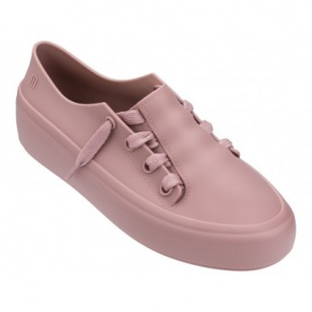 ULITSA SNEAKER pink middle sneakers for woman