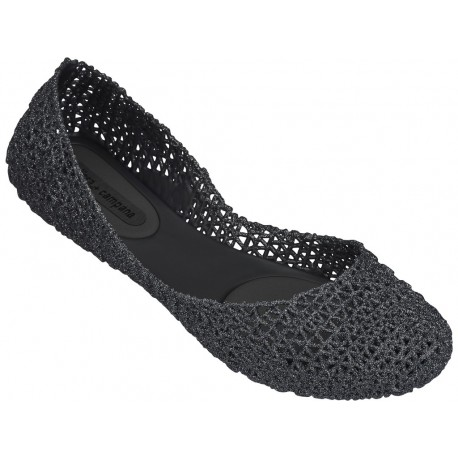 CAMPANA PAPEL VII campana brothers black flat closed ballet flats for woman