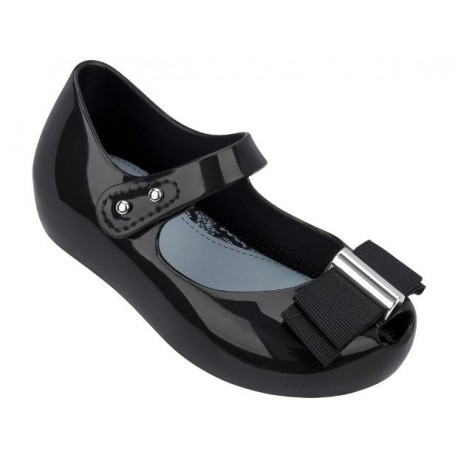 ULTRAGIRL + JASON WU black flat ballet flats for baby