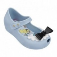 MELISSA ULTRAGIRL+ALICE IN WONDERLAND II AD 01484 BLUE AZUL