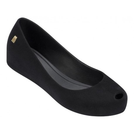 MEL ULTRAGIRL FLOCKED INF 01003 BLACK NEGRO