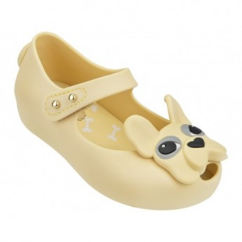 MINI MELISSA ULTRAGIRL DOG BB 01178 YELLOW AMARILLO