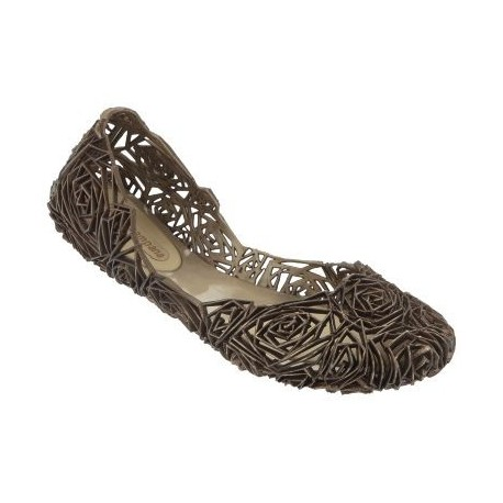 CAMPANA FITAS campana brothers brown flat closed ballet flats for woman