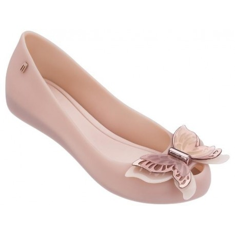 MELISSA ULTRAGIRL FLY AD 01822 LIGHT PINK ROSA CLARO